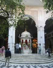 Mumbai's Juhu ISKCON Temple is the Sri Sri Radha Rasabihari Mandir.