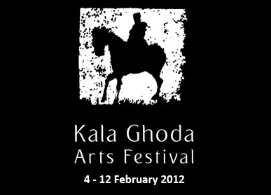 Details of Events, Activities, Schedule, Dates, Timing, Location of Kala Ghoda Art Festival 2012, in Mumbai.