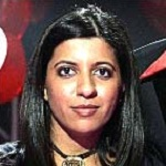 Zoya Akhtar - Writer, director of Zindagi Na Milegi Dobara, Luck By Chance, at The Times of India's Literary Carnival