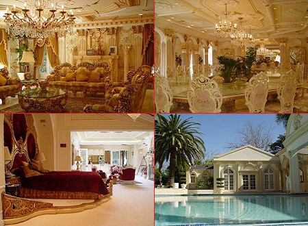 Merveilleux Fake Pictures Of Shahrukh Khanu0027s House In Mumbai