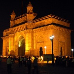 Gateway Of India - The largest New Year Eve Party 2011-2012 in Mumbai
