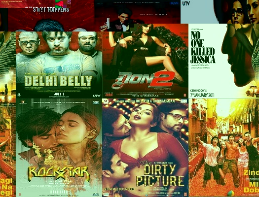 57 Filmfare Hindi Film Awards 2011 Best Film Nominees
