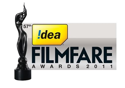 Pictures & Winners of the 57th Idea Filmfare Award 2011 on Jan 29, 2012
