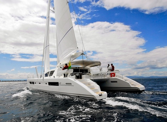 Chantier Catana is exhibiting at the Mumbai International Boat Show, 2012