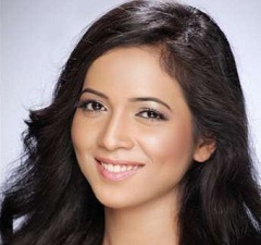 Pic of Farah Hussain 2012 Femina Miss India Beauty Contest Finalist