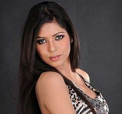Pic of Himakshi Agarwala 2012 Femina Miss India Beauty Pageant Contest Final Contestant