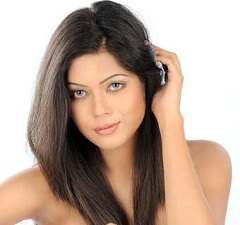 Picture of Himakshi Agarwala 2012 Femina Miss India Beauty Pageant Contest Contestant