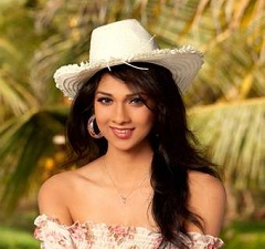 Pic of Ipsita Pati 2012 Femina Miss India Beauty Pageant Contest Contestant