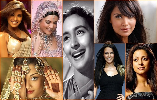Famous Indian Film Stars who were also Miss India