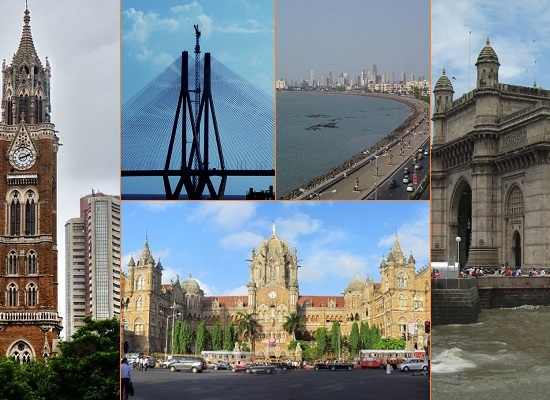 Mumbai Landmarks - tips for travelers, especially foreign tourist, visiting Mumbai