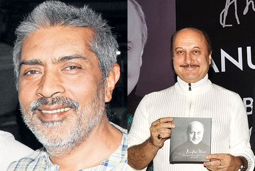 Prakash Jha, Anupam Kher at literature events on Sunday, 12 February at the 2012 Kala Ghoda Festival