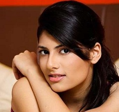 Vanya Mishra 2012 Femina Miss India Beauty Contest Finalist