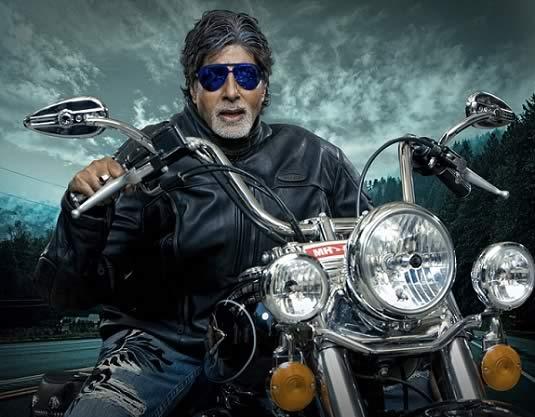 Amitabh Bachchan Rocks