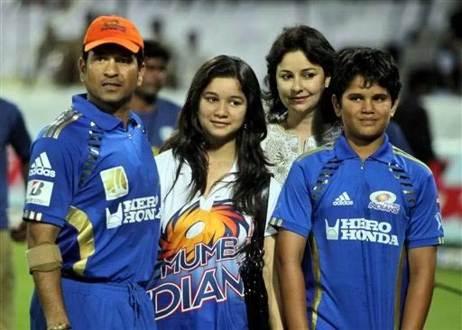 Fans and Supporters of the Mumbai Indians