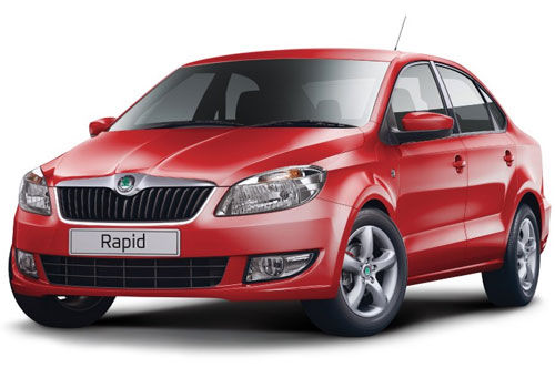Winner of the 2012 Miss India Pageant will get a Skoda Rapid