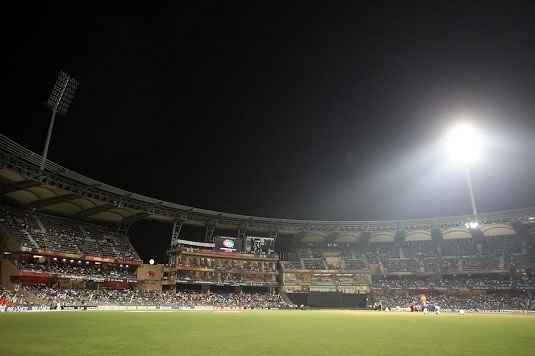 Wankhede Stadium is the home stadium of the Mumbai Indians