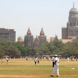Bombay's Cross Maidan and Azad Maidan grounds are the breeding ground for its cricketers.