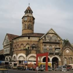 Mahatma Phule Market (Crawford Market) is visited by many tourist to Mumbai