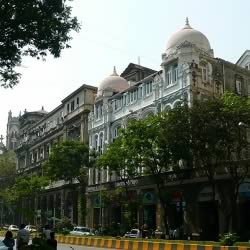 Mumbai's Heritage MIle covers D N Road with its many impressive, British era buildings