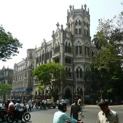 Mumbai's Heritage Mile has builings like J B Petit Library on D N Road