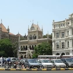 Awesome British era buildings at Kala Ghoda - Elphinstone College, David Sassoon Library, Army and Navy Building