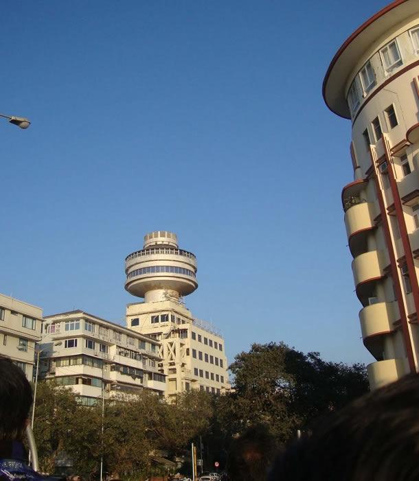 Ambassador Hotel Mumbai Revolving Restaurant