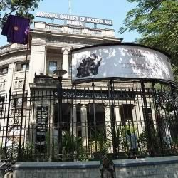 Mumbai's National Gallery of Modern Art has paintings and artwork by important Indian artists