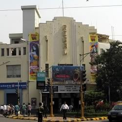 Mumbai's Regal Cinema is at the junction of Gateway of India, Colaba Causeway, Museum, Kala Ghoda