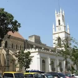 Lovely St Thomas Cathedral in Fort Mumbai is a must see for travelers to Bombay