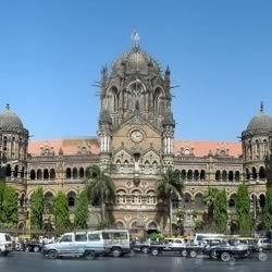 V T Station (Victoria Terminus) or CST is the most beautiful building in Bombay.
