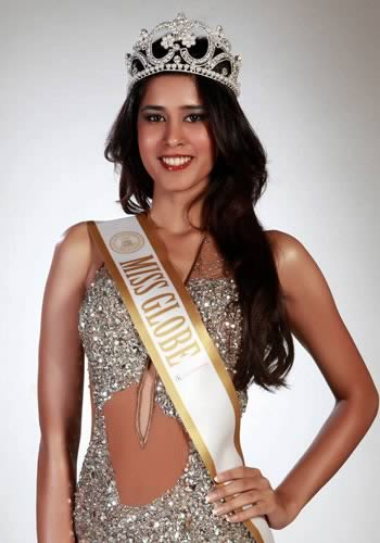 Parul Duggal was First Runner-up at Miss Global International 2011, fifth at Miss Asia Pacific World 2011