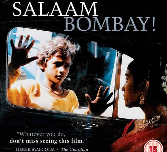 Mira Nair's Salaam Bombay is the second Hindi movie to be nominated for Oscar for Best Foreign Language Film