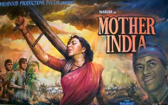 Mother India Was The First Indian Film To Be Nominated For An Oscar For Foreign Language