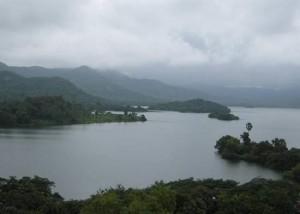 Mumbai Lakes Water Level in 2012