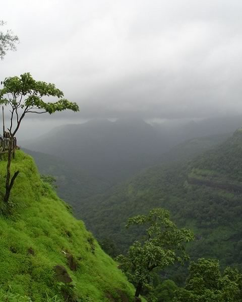 Tourist Places To Visit In Pune: View From Tiger Point Which Is A Popular Destination In
