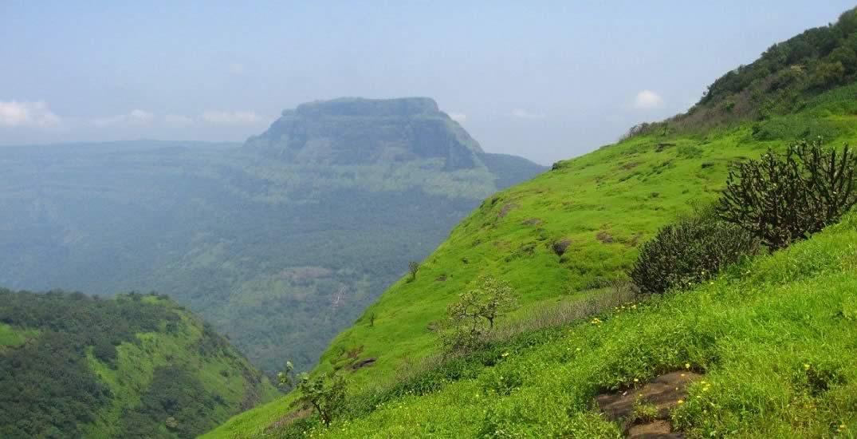 Bhimashankar, is a popular trekking location near Mumbai and Pune.