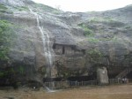 Picture of Karla Caves at Lonavala - Khandala, which are ancient Buddhist caves.
