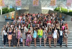Miss World 2012 Scoreboard, Points, Challenge Events, Semi Final, Final