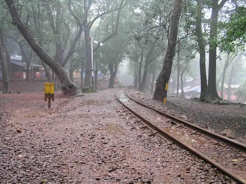 Matheran has an UNESCO listed Toy Train which takes passengers from Neral to Matheran