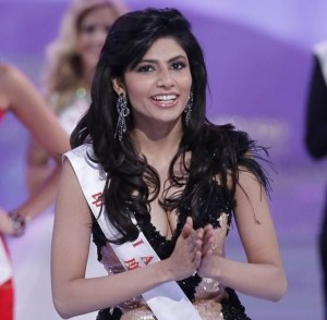 Miss India, Vanya Mishra, at Miss World 2012: Photo, Details, Preparation