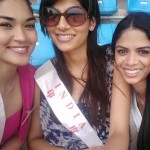 Femina Miss India 2012, Vanya Mishra at 62 Miss World 2012 in Ordos, China