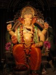 Photo of 2012 Khatwadi 12 Lane Ganraj Ganesha idol