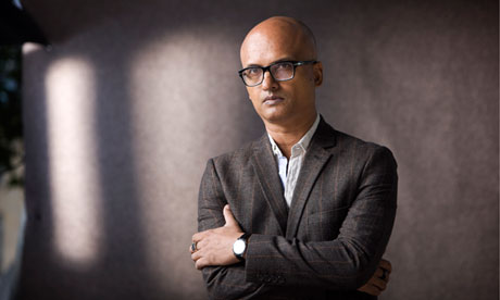 Jeet Thayil, Indian Poet and 2012 Man Booker Prize nominated novelist of Nacropolis