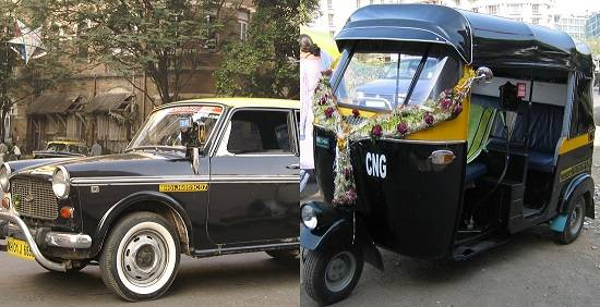 Latest Mumbai Auto Rickshaw And Taxi Fare Card, Tariff Card