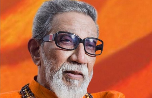 Bal Thackerary died on 17 November 2012, in Mumbai from a heart attack.