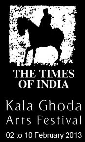 Kala Ghoda Arts Festival 2013 from Feb 2 to 10, 2013 in Mumbai. Events, schedule, venue information.