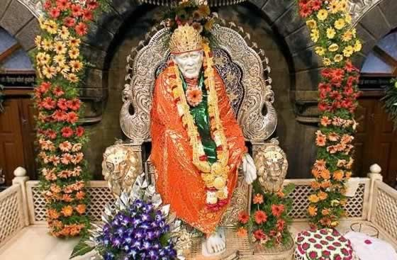 Shirdi Sai Baba On Road Route From Mumbai to Aurangabad
