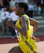 Haile Gebrselassie is the International Event Ambassador of the 2013 Mumbai Marathon.