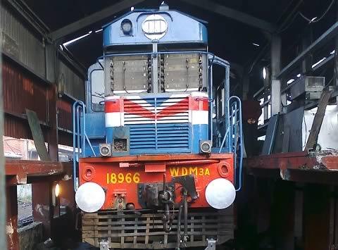 Impact of Indian Railway Budget 2013 On Mumbai Train Services