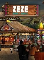 India's largest Amusement Park, Adlabs Imagica, has 6 restaurants, including ZEZE.